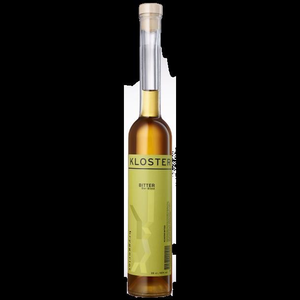 Kloster bitter bier brand 35 cl.