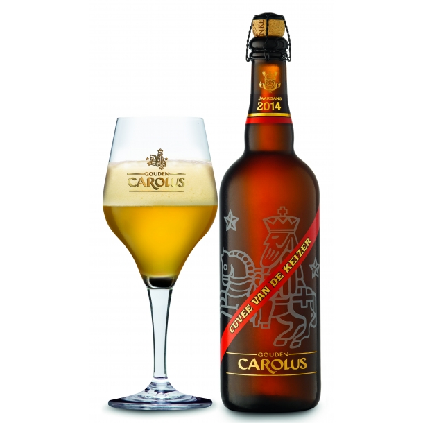 Gouden Carolus, Rot Cuvee Van De Keizer 75 cl