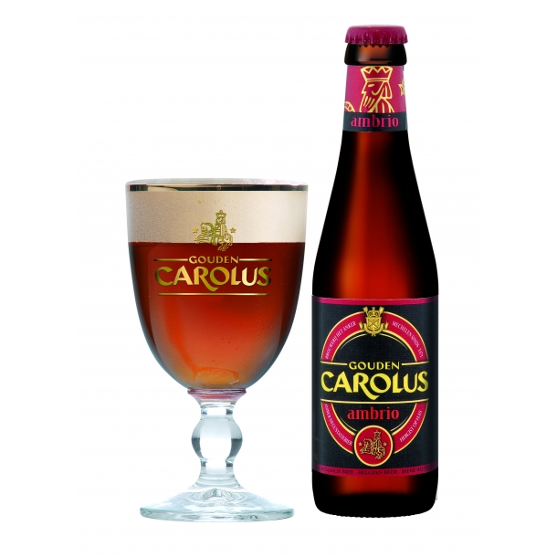Gouden Carolus, Ambrio 33 cl.