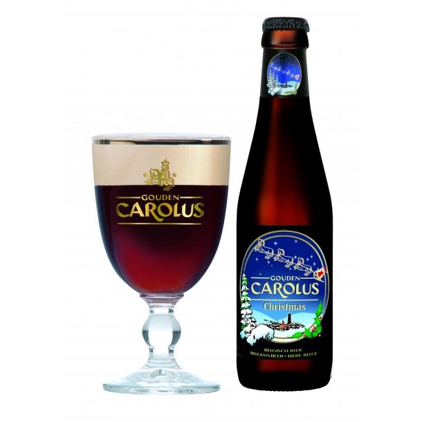 Gouden Carolus, Christmas 33 cl.