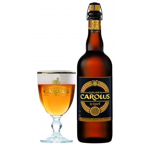 Gouden Carolus, Tripel 75 cl.