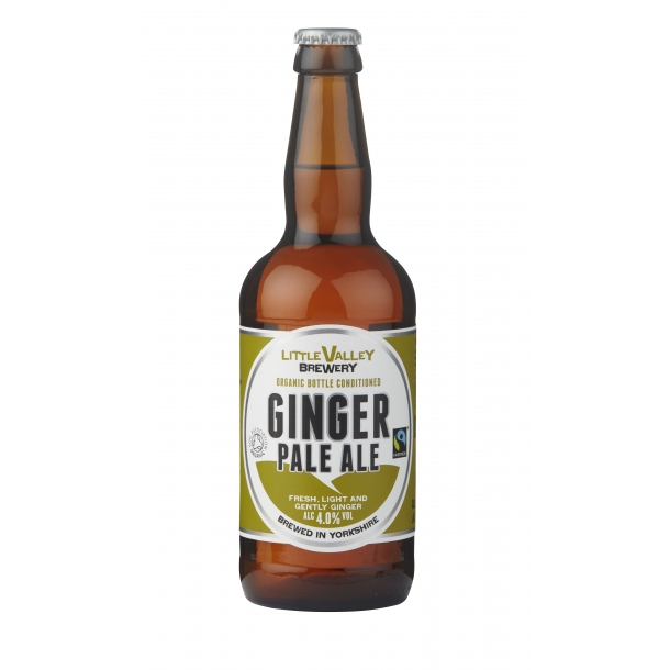 Ginger Pale Ale 50 cl.