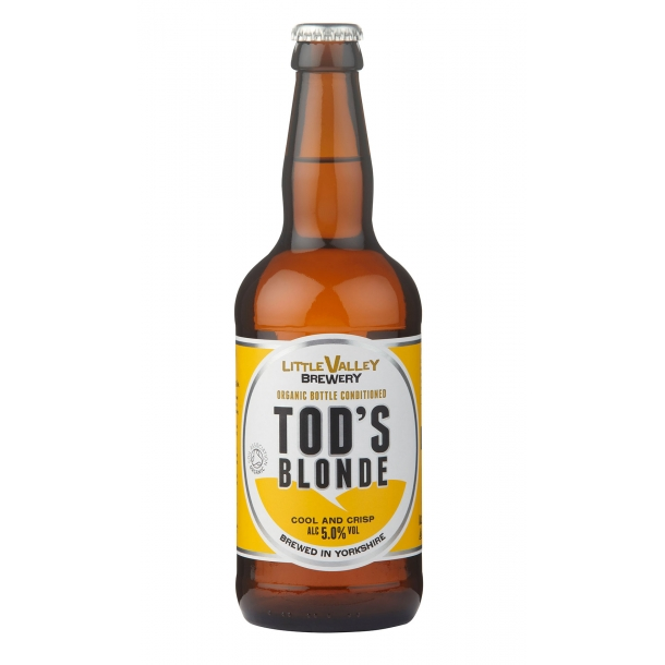 Tod's blonde Ale 50 cl.