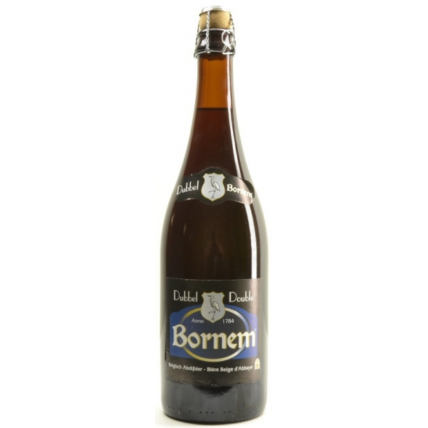 Bornem Double 75 cl.