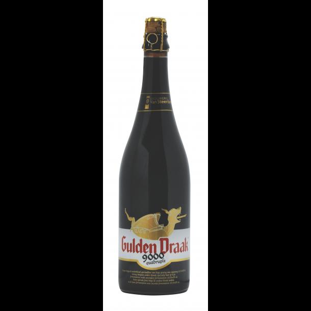Gulden Draak Quardruple 9000 75 cl