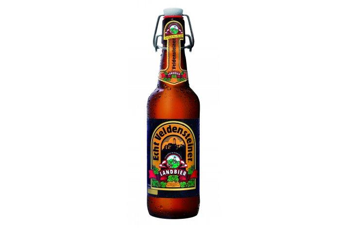 Veldensteiner Echt Landbier 50 cl.