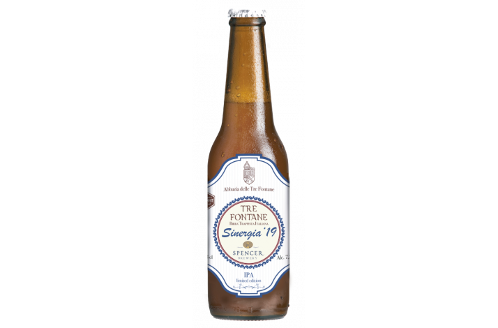 Tre Fontane Spencer IPA 33 cl, limited edition
