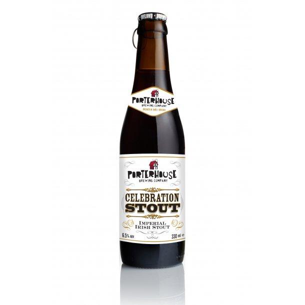PorterHouse Celebration Stout - Imperial Irish Stout