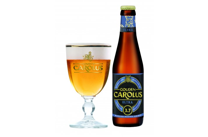 Gouden Carolus Ultra 33cl