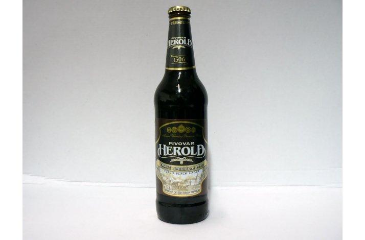Herold Mørk Lager, 50 cl