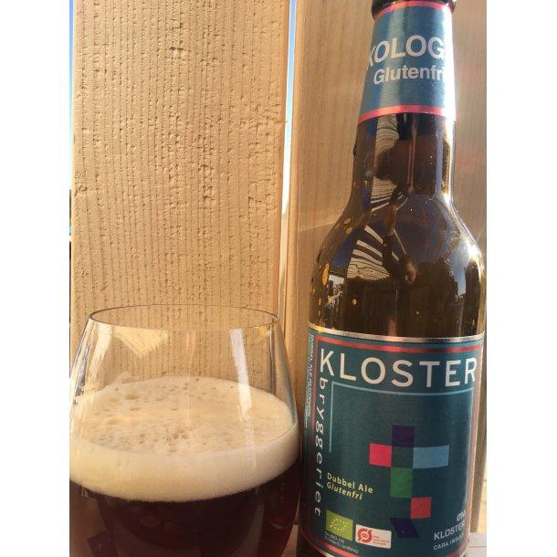 Dubbel Ale, Glutenfri økologisk, 33 cl