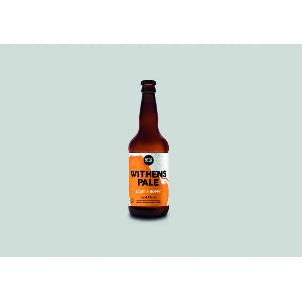 Vithens Pale Ale, organic, 50 cl.