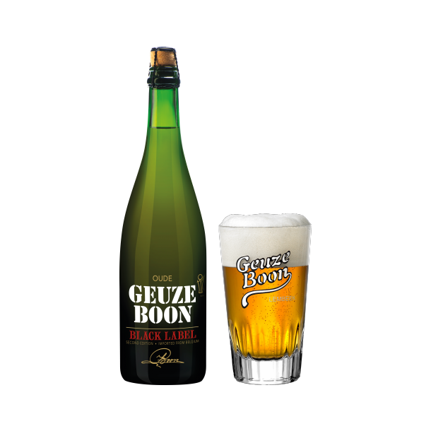 Oude Geuze Boon Beer, Black Label 75cl