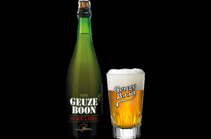 Oude Geuze Boon Beer, Black Label 75cl