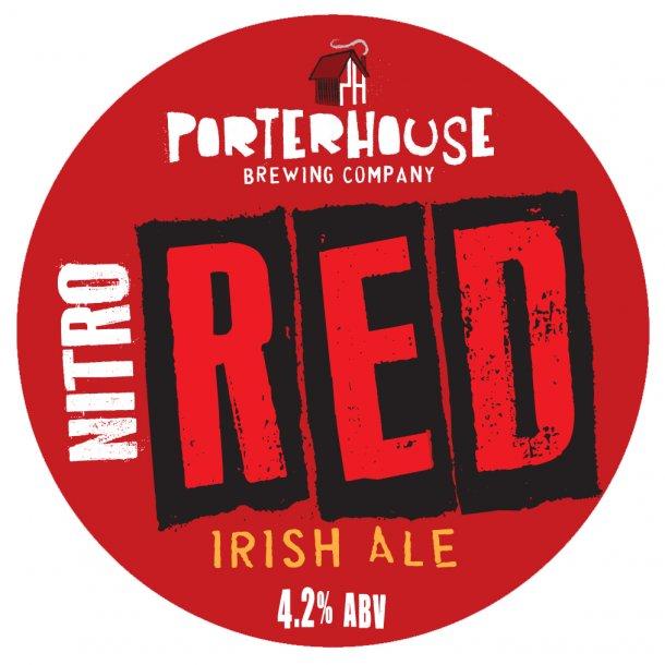 PorterHouse Nitro Red, Irish Ale