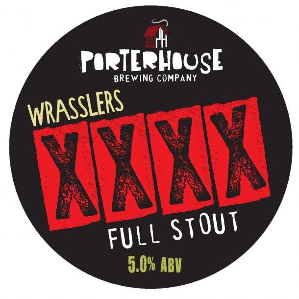 PorterHouse Wrasslers xxxx Stout