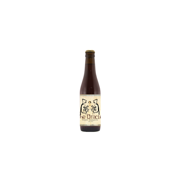White Pony THE ORACLE - belgian barleywine ale 33cl.