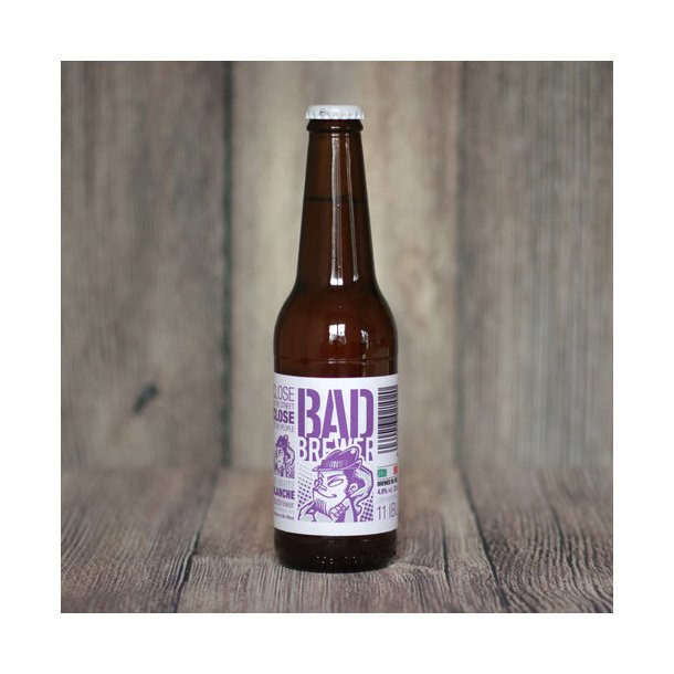 Bad Brewer Blanché - Mr White 16 L