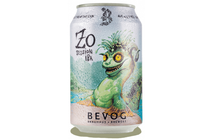 ZO Session IPA, 33 cl dåse