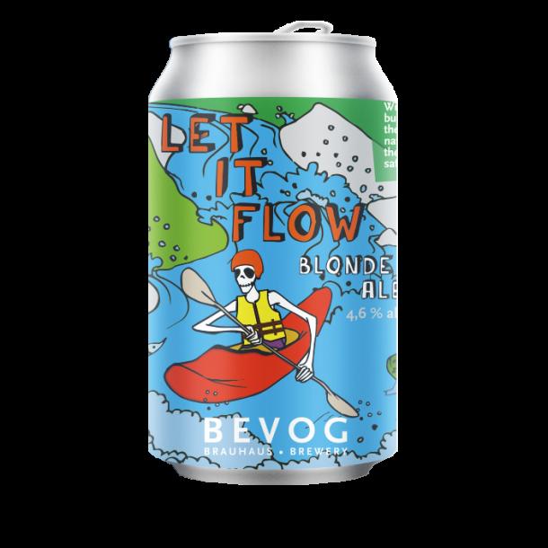 Bevog, Let it Flow, 33 cl