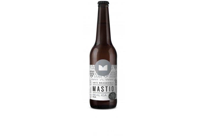 Mastio REAL IGA, grape ale, 33 cl