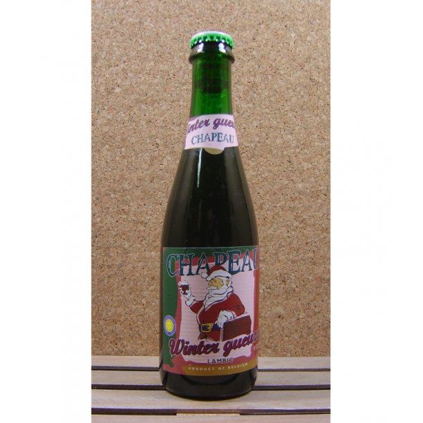 Winter Chapeau Geuze Lambic 37,5 cl