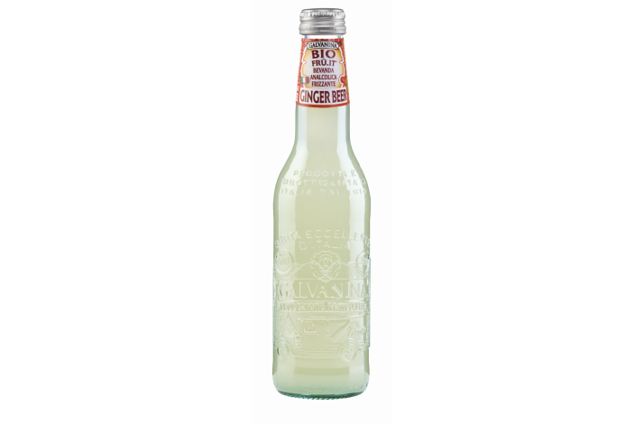 Organic Fruit Ginger Beer 35,5 cl