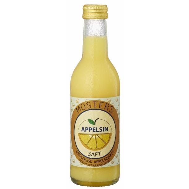 MOSTERS Appelsin Økologisk