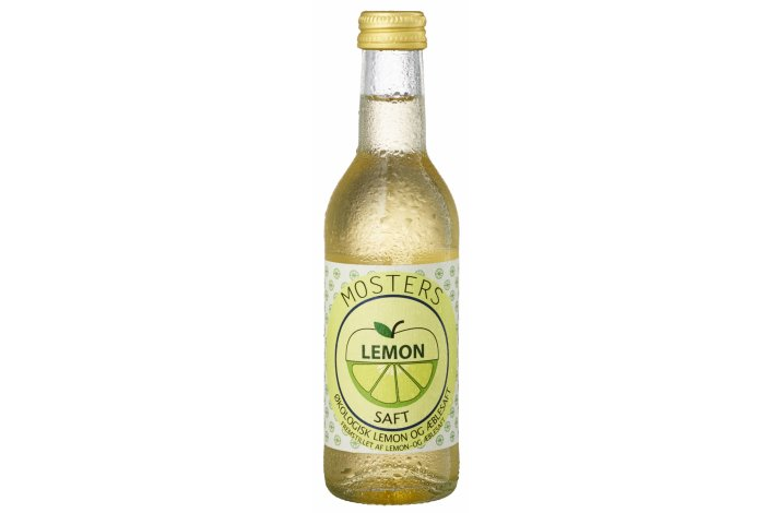 MOSTERS Lemon økologisk