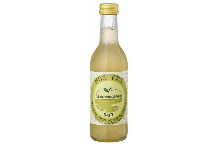 MOSTERS Ingefær - Lemon Økologisk